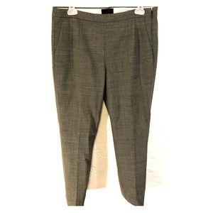 J Crew Grey Trousers